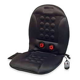 12-Volt Infra-Heat Massage Cushion