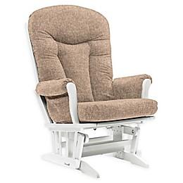 Dutailier® Custom Stella Grande Glider in Beige Fabrics