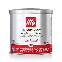 illy® caffe Medium Roast iperEspresso Capsules 21-Count