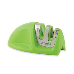 KitchenIQ™ Edge Grip 2-Stage Knife Sharpener