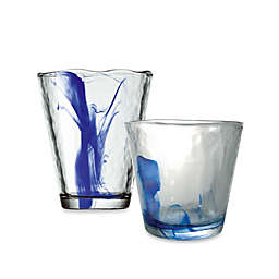 Bormioli Rocco Murano Blue Bar Collection