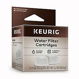 Keurig® Water Filter Cartridges (Set of 2)
