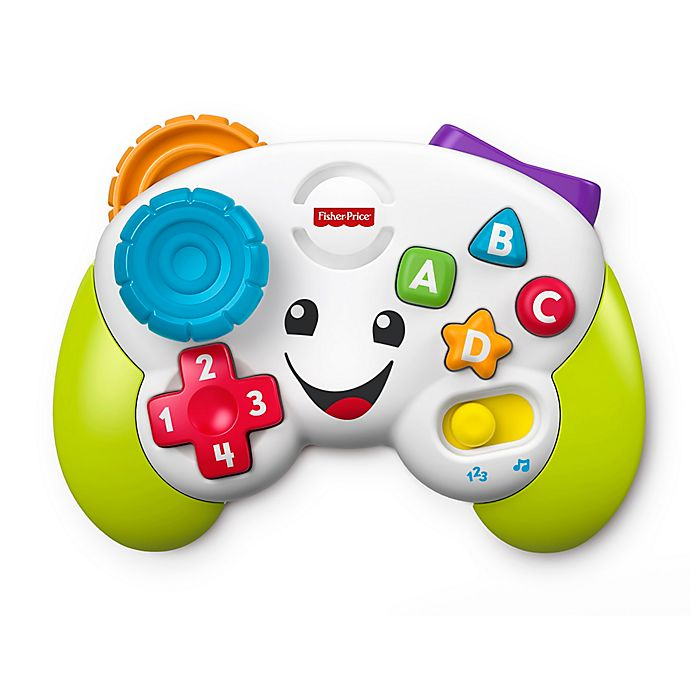 Alternate image 1 for Fisher-Price® Laugh & Learn® Game & Learn Controller