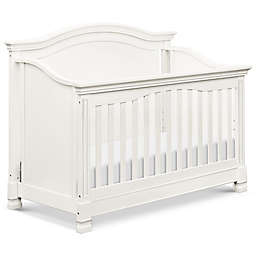 Million Dollar Baby Louis 4-in-1 Convertible Crib in White
