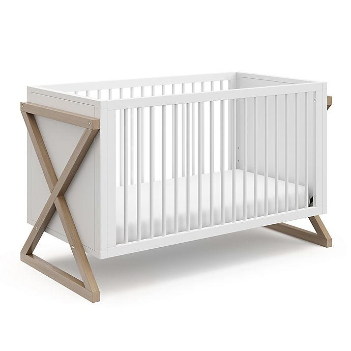 Alternate image 1 for Storkcraft™ Equinox 3-in-1 Convertible Crib in Vintage Driftwood
