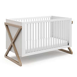 Storkcraft™ Equinox 3-in-1 Convertible Crib in Vintage Driftwood
