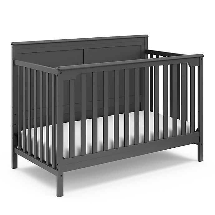 Alternate image 1 for Storkcraft™ Alpine 4-in-1 Convertible Crib