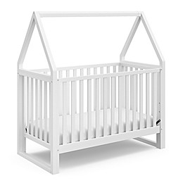 Storkcraft™ Orchard 5-in-1 Convertible Crib in White