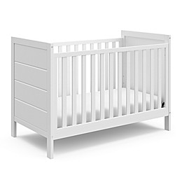 Storkcraft™ Nestling 3-in-1 Convertible Crib in White