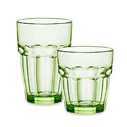 Bormioli Rocco Rock Bar Lounge Drinkware Collection in Mint