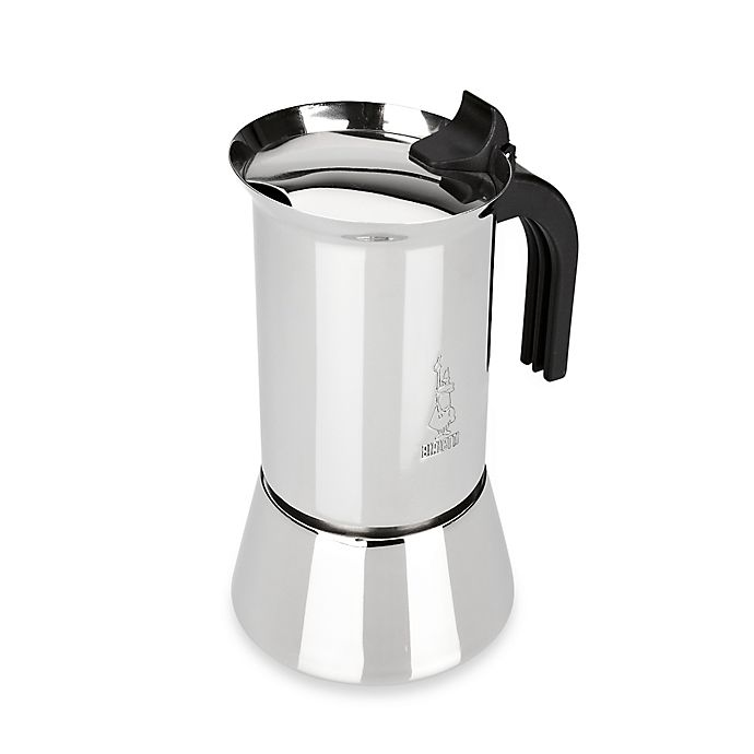 Alternate image 1 for Bialetti® Venus Stainless Steel Espresso Makers