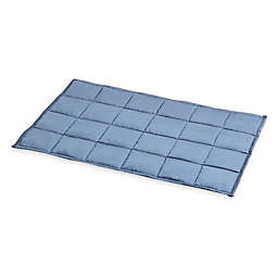 Therapedic® Cooling Weighted Lap/Back Mat in Navy