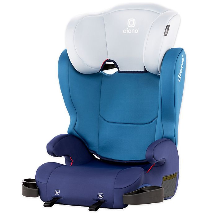 Alternate image 1 for Diono™ Cambria® 2 Highback Booster Seat in Blue