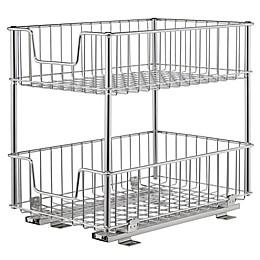 Trinity EcoStorage™ Wire Drawer/Cabinet Storage Collection in Chrome