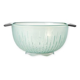 OXO Good Grips® 5 qt. Colander in Sea Glass