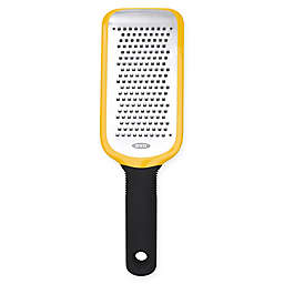 OXO Good Grips® Medium Etched Grater in Yellow