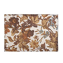 Bee & Willow™ Home Reversible Autumn Floral Placemats in Natural (Set of 4)