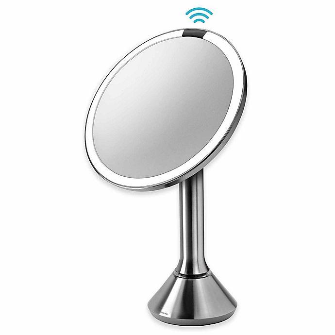 Alternate image 1 for simplehuman® 5X Sensor Vanity Mirror