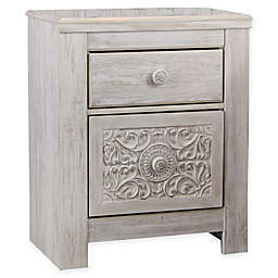 Signature Design By Ashley® Paxberry Nightstand in Whitewash