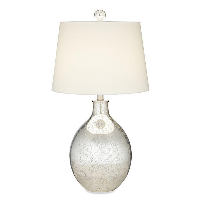 Alternate image 1 for Pacific Coast Lighting® Mercury Oval Table Lamp