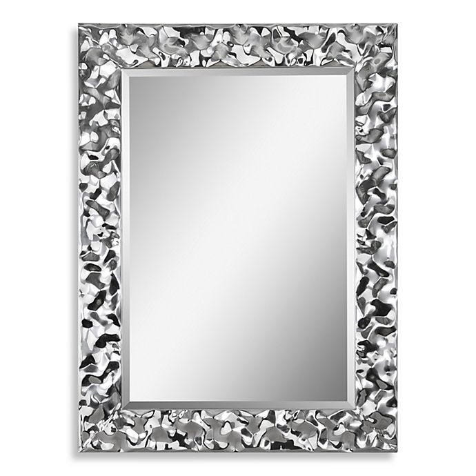 ren wil couture 40 inch x 30 inch mirror bed bath beyond renwil