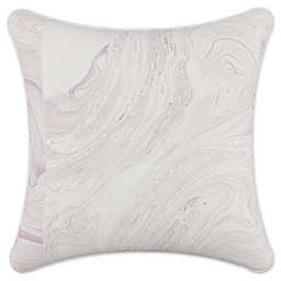 Skyline Furniture Marble Sands Throw Pillow in Purple