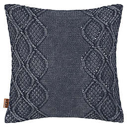 UGG® Bolster Square Throw Pillow in Navy
