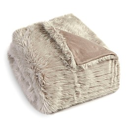 UGG® Harlow Throw Blanket in Oyster
