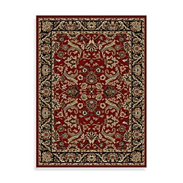 Concord Global Trading Sultanabad Rug in Red