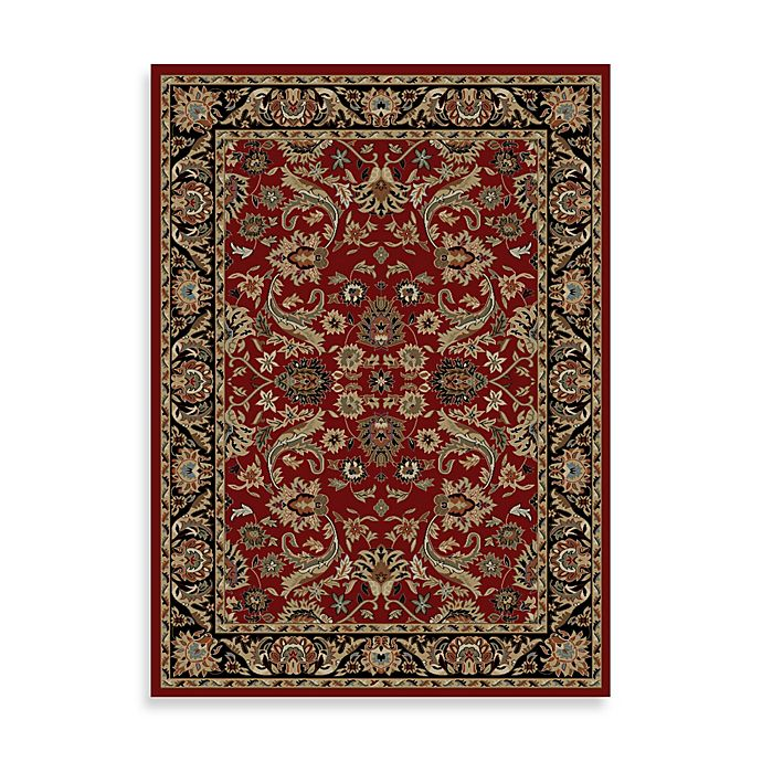 Alternate image 1 for Concord Global Trading Sultanabad Rug in Red