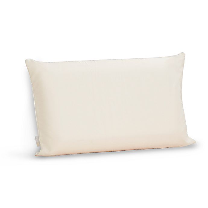 Alternate image 1 for CopperFresh® Microcushion Standard Bed Pillow with Copper-Infused Cover in Beige