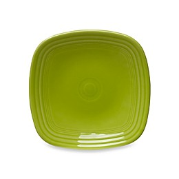 Fiesta® Square Salad Plate in Lemongrass