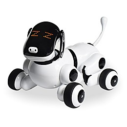 Contixo Interactive Smart Robotic Puppy Pet in White