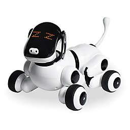 Contixo Interactive Smart Robotic Puppy Pet in White