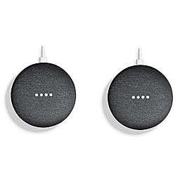 Google Home Mini (Set of 2)