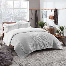 UGG® Sloanne Reversible Duvet Cover Set
