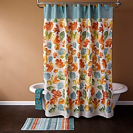 Falling Leaves Shower Curtain Collection