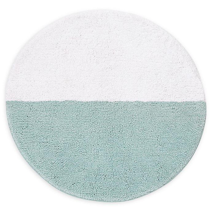 Alternate image 1 for kate spade new york Half Dot Bath Rug Collection