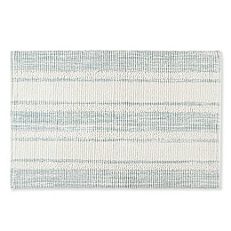 Bee & Willow™ Home Watermill Textured Plaid Bath Rug Collection