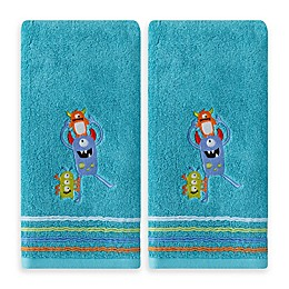 Monsters Bath Towel Collection
