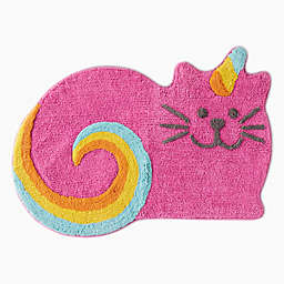Saturday Knight Meowgical Bath Rug Collection
