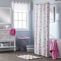 Confetti Shower Curtain Collection