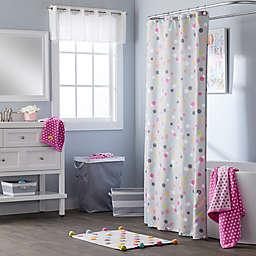 Confetti Shower Curtain Collection