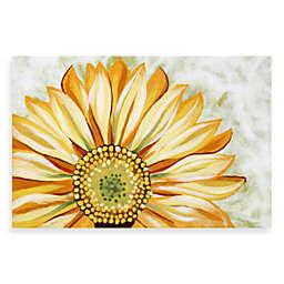Liora Manne Sunflower Door Mat