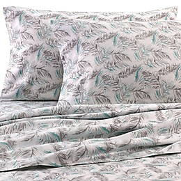 Coastal Life 300-Thread-Count Pillowcases (Set of 2)