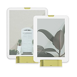 Umbra® GLO Picture Frame in Brass