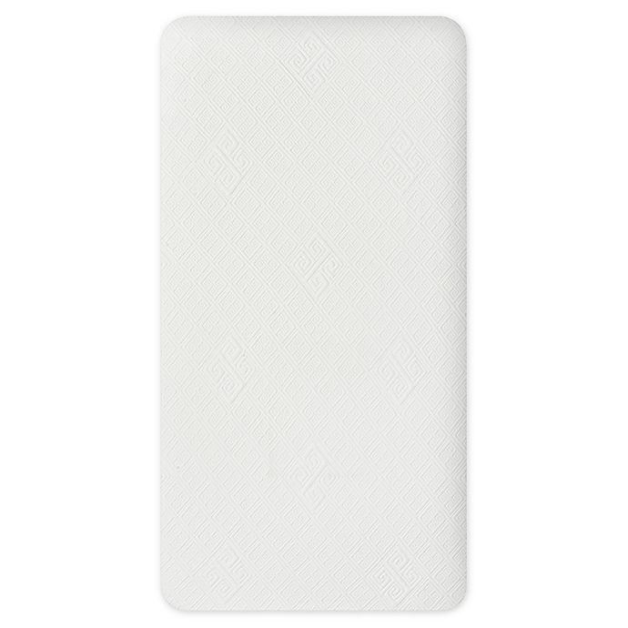 Alternate image 1 for evolur™ Tencel Waterproof Crib Mattress Protector