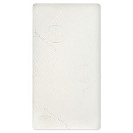 evolur® Organic Cotton Waterproof Crib Mattress Protector