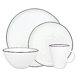canvas home™ Abbesses Dinnerware Collection in Black