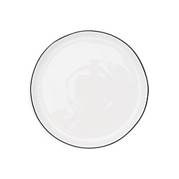canvas home™ Abbesses Salad Plates in Black (Set of 4)